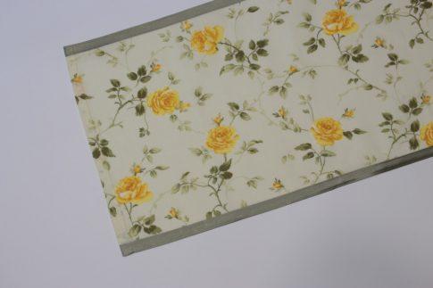 Sárga angol rózsás futó 35 cm X 140 cm