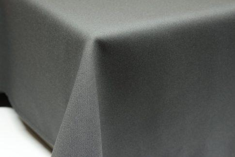 Egyszínű sötétszürke ovális TÖBB méretben
