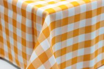 Narancssárga kockás TÖBB méretben