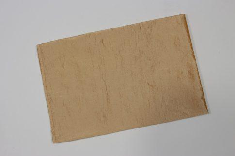 Arany taft közép 70 cm X 70 cm