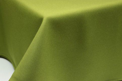 Egyszínű sötét limezöld ovális TÖBB méretben