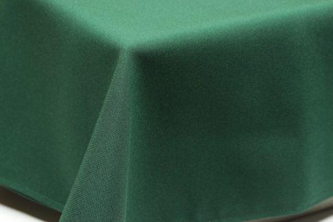 Egyszínű sötétzöld TÖBB méretben
