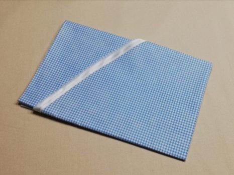 140 cm kerek textil asztalterítő