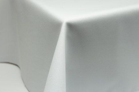 Egyszínű fehér ovális TÖBB méretben