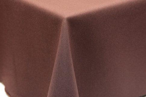 Egyszínű négerbarna ovális TÖBB méretben