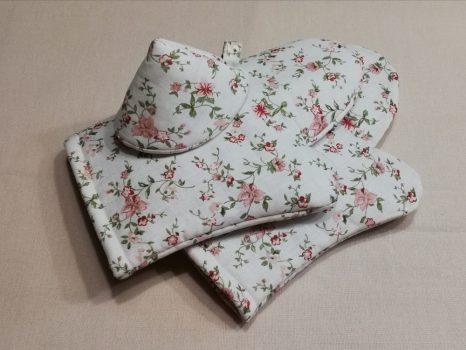 Kékfestő  edényfogó kesztyű