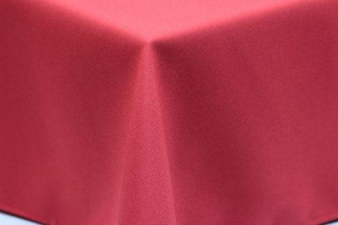 Egyszínű piros ovális TÖBB méretben