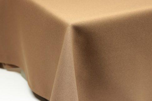 Egyszínű barna ovális TÖBB méretben