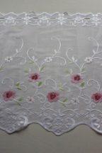 Rózsás vitrázs 40 cm magas   20% kedvezmény