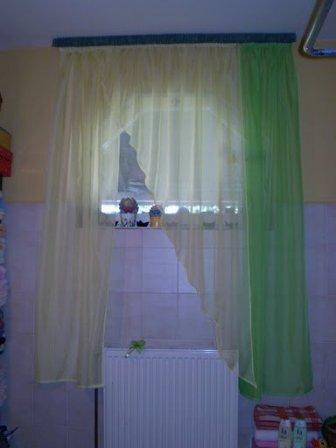 Fürdőszoba függöny
