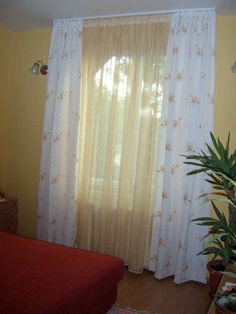 Hálószoba függöny