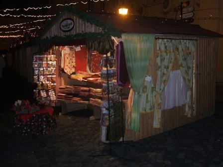 2009.12.01-24. Karácsonyi vásár, Székesfehérvár