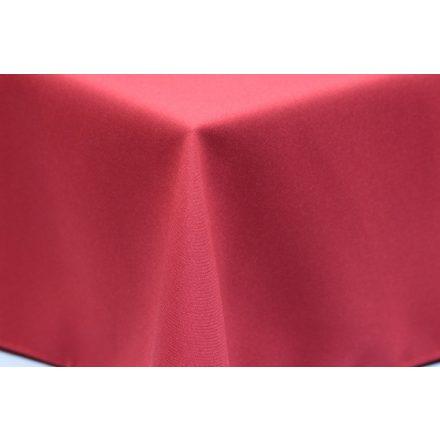 Egyszínű piros asztalterítő TÖBB méretben